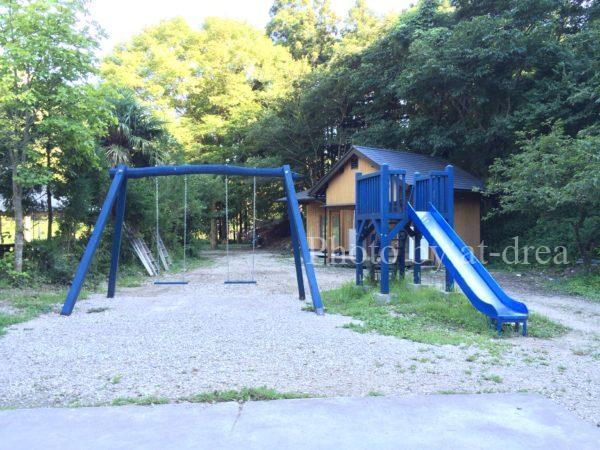 姉川パークキャンプ場 遊具