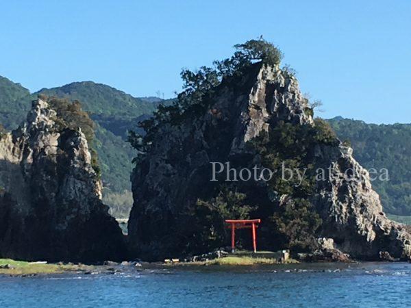 海のホテル一の滝 弁天島