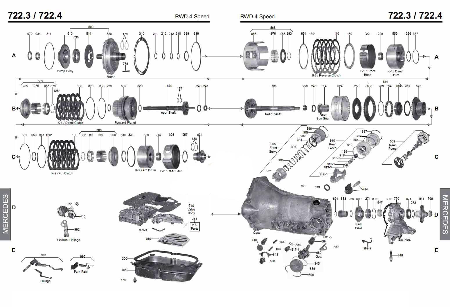 5r55w Diagram