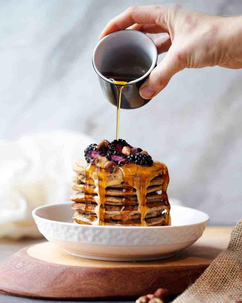 Oatmeal pancakes (1 of 1)