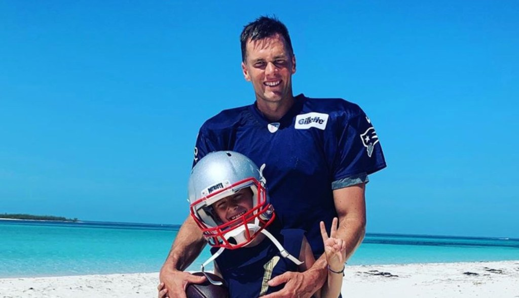 Tom Brady Was Kicked Out of a Closed Tampa Bay Park After an Essential Worker Spotted Him Working Out