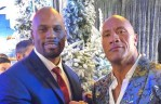 The Rock Remembers Shad Gaspard And Reveals He Made Sure Lifeguards Saved His 10-Year-Old Son First: 'That's The Love of a Father'