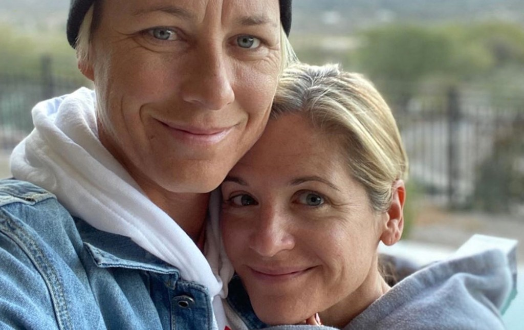 Soccer Star Abby Wambach and Wife Author Glennon Doyle Talk About Co-Parenting With Doyle's Ex-Husband