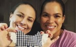 UFC's Amanda Nuñes and Nina Ann Nuñes Are Getting Ready to Welcome First Child Together, But They Have Differing Opinions on When to Return to the Octagon