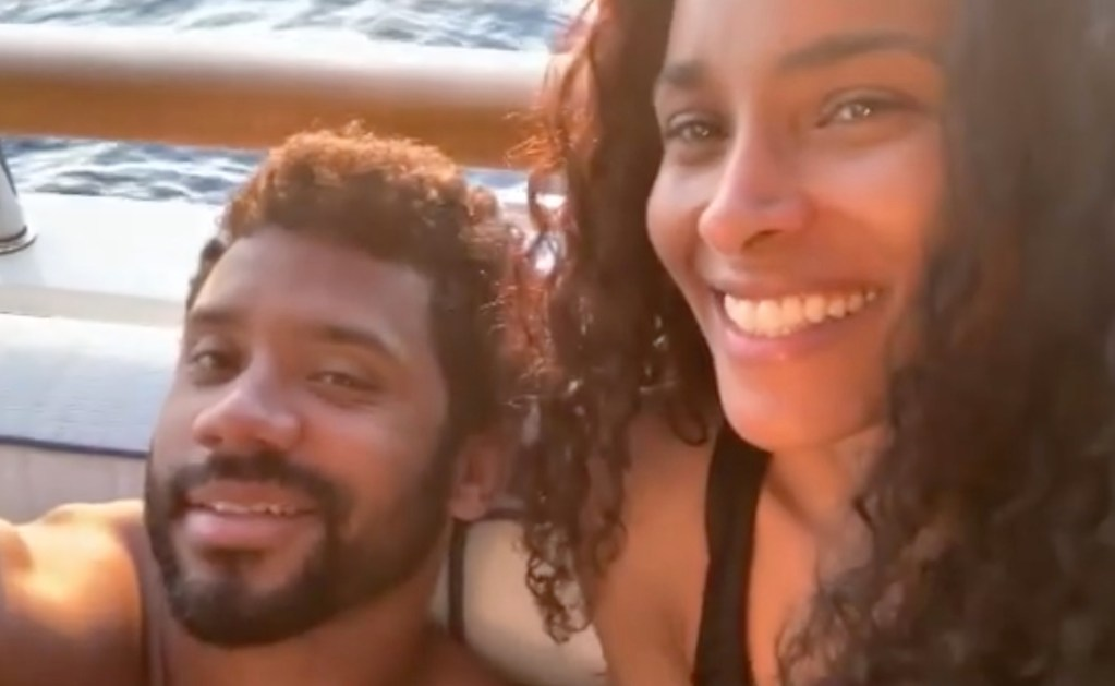 Russell Wilson Fears That the Start of the NFL Season Will Keep Him From Being Inside the Delivery Room When His Wife Gives Birth