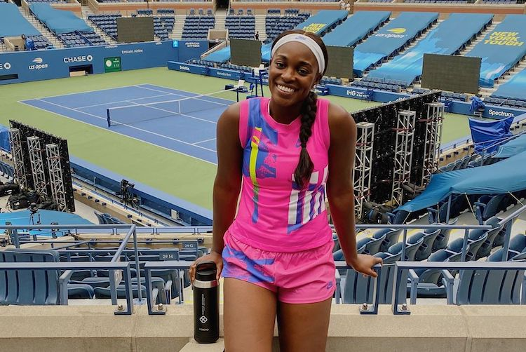 Sloane Stephens Talks Giving Back to Young Tennis Players Who Are Now in the Shoes She Once Wore