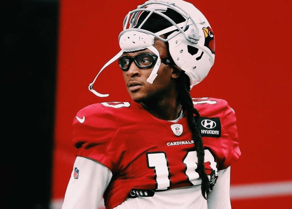 NFL Superstar Wide Receiver, DeAndre Hopkins, Negotiates His Own Contract Worth Nearly $100 Million 2
