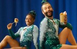 Uber Eats Ad Featuring Simone Biles and Queer Eye's Jonathan Van Ness Sparks Controversy
