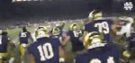 Notre Dame Upsets Clemson In Epic Double Overtime Finish