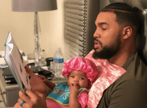 Former NFL Player Marcus Smith II Writes Children's Book About Bonding Time With Daughter