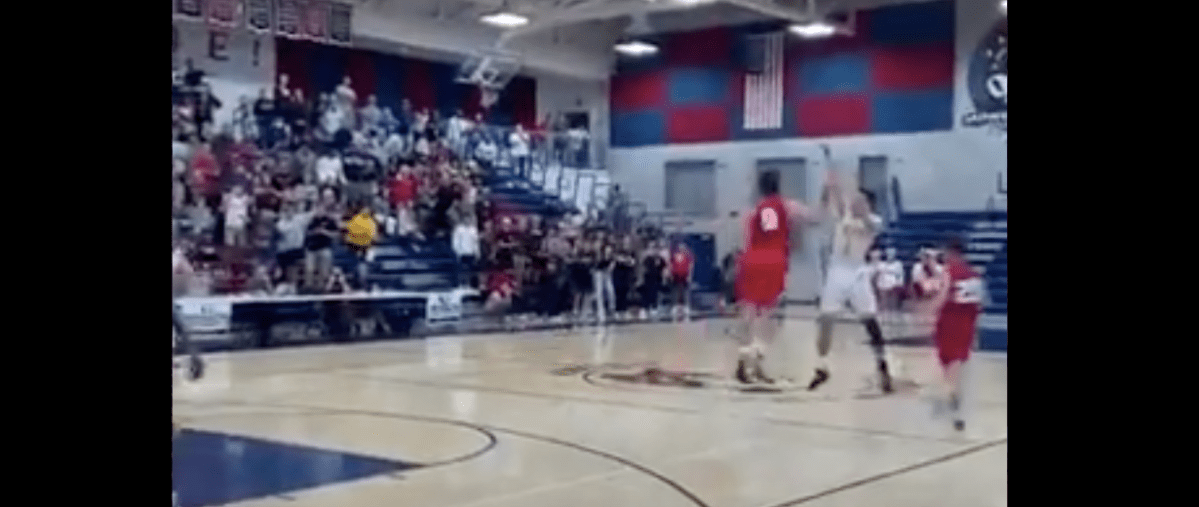 'I Knew God Always Had A Plan. I Dreamed Of This Moment My Whole Life.': High School Basketball Student-Athlete, Cancer Survivor Sinks Epic Game-Winning Shot!