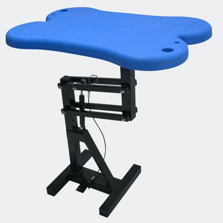 mesa-de-tosa-pneumatica-azul