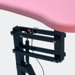 mesa para tosa atacama rosa detalhes