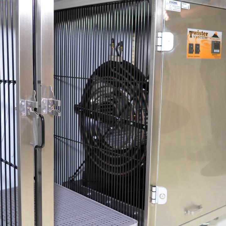 maquina secar cachorro twister system atacama motor
