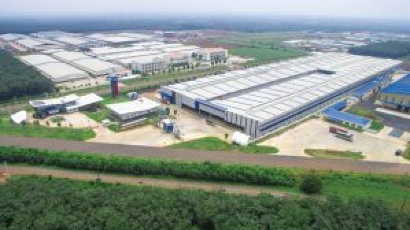 ATAD Dong Nai Steel Structure factory