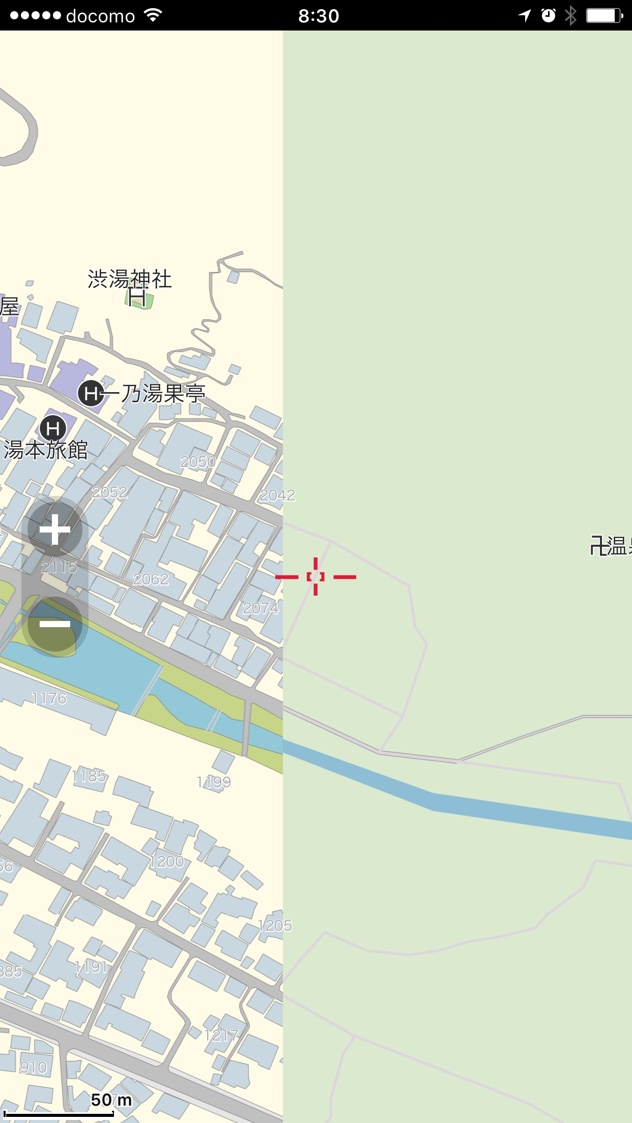 The Great Shibu Hot Spring Cut Off IPC Maps