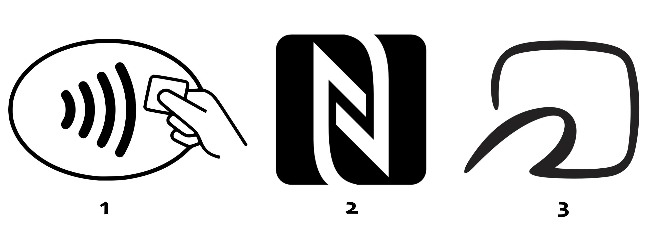NFC Logos