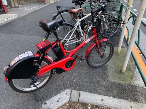 FeliCa bike 1