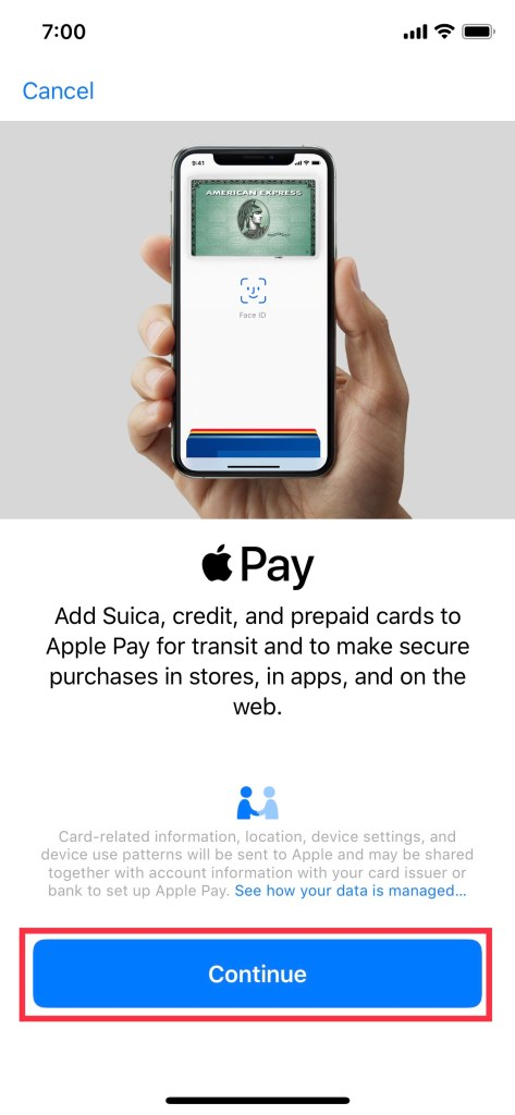 Apple Pay Suica Guide   Ata Distance