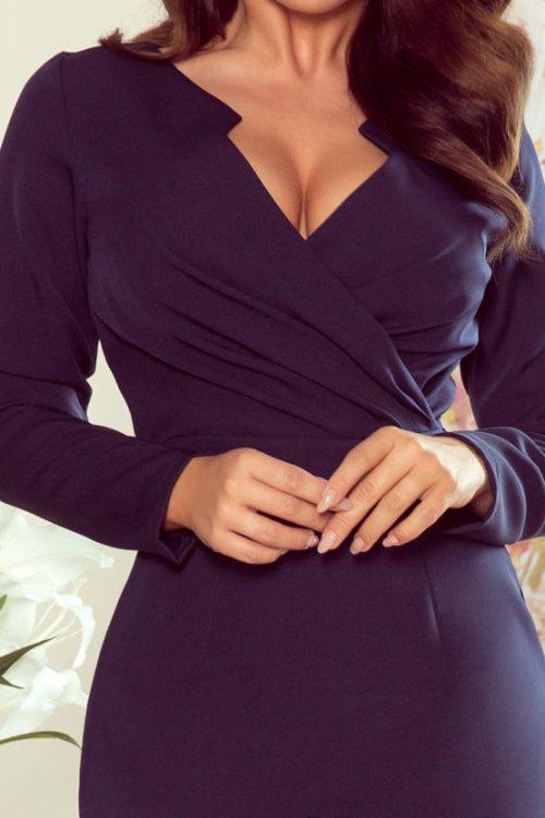 mia-sukienka-z-kopetrowym dekoltem atalantastyle 6
