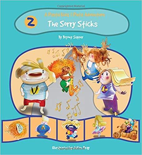 Pasta Kidz Sorry Sticks