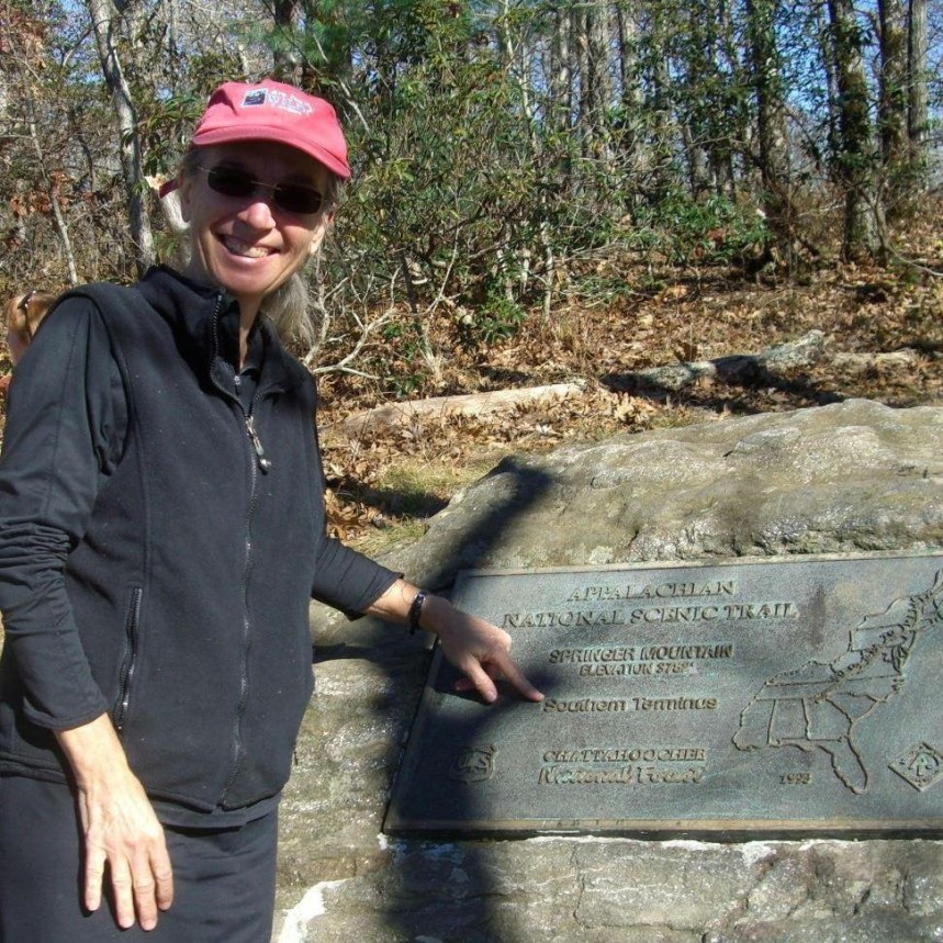 Corinne Peace, General Manager at the Hike Inn