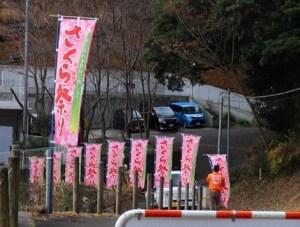 四季の道 桜まつり @ 熱海市伊豆多賀駅〜熱海高校