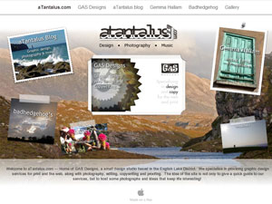 aTantalus Home The home page