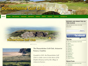The Dunnerholme Golf Club aTantalus hosted local Golf Club