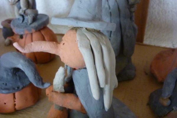 stage enfant poterie poterie - Atap Aubagne
