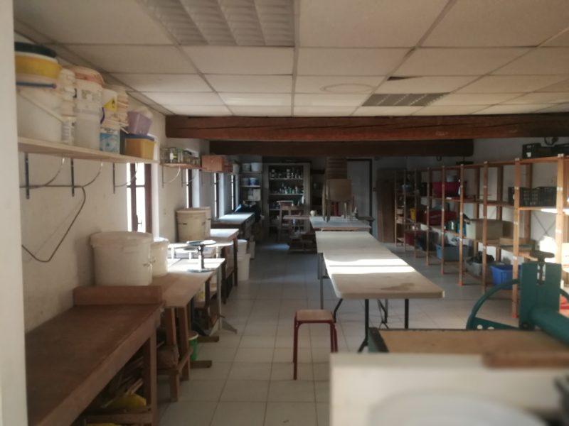 atelier de poterie poterie - Atap Aubagne
