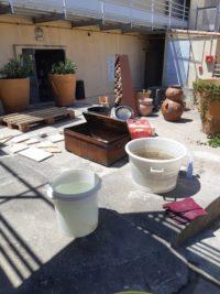 matériel pour cuisson raku poterie - Atap Aubagne