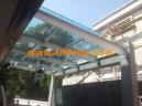 canopy kaca tempered 9