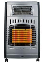 Estufa de gas radiante o de infrarrojos