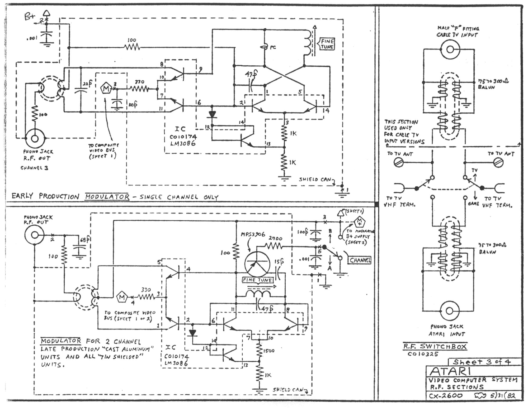 Rf Generator Schematics