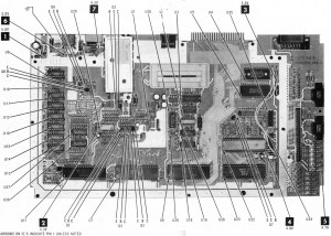 Atari 8Bit wiringcircuit diagrams  Atari 8Bit