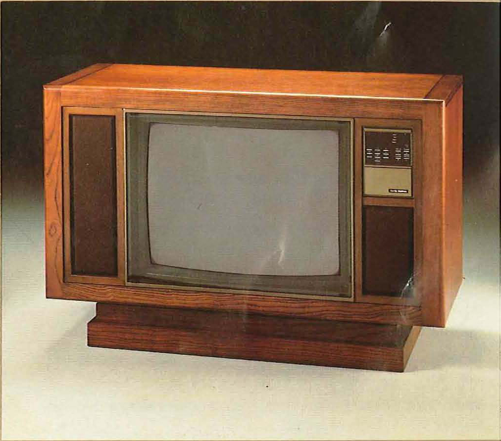 Remember These A Furniture TV In The 60s TheWayWeWere