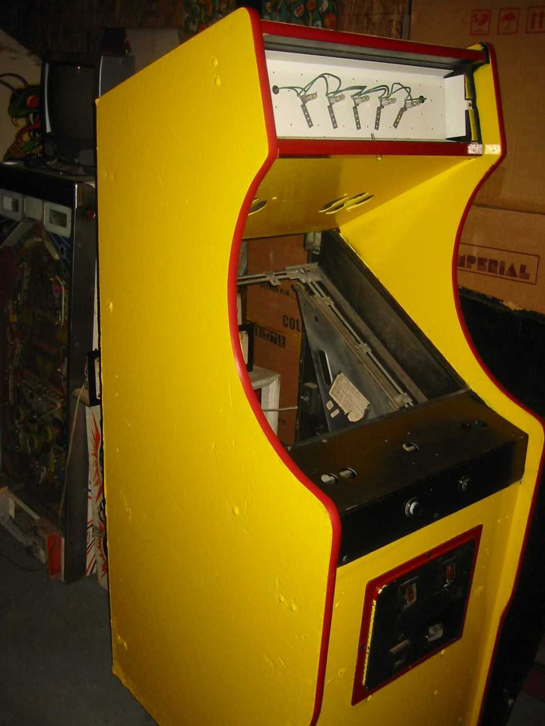 Taito Cabinet Dimensions Arcade And Pinball Atariage Forums