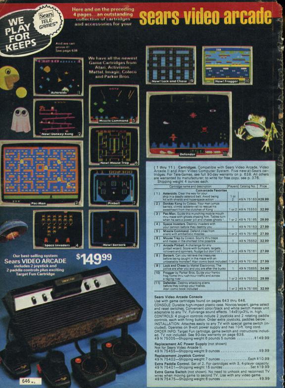 1980s Atari 2600 Holiday Ads Atari 2600 AtariAge Forums