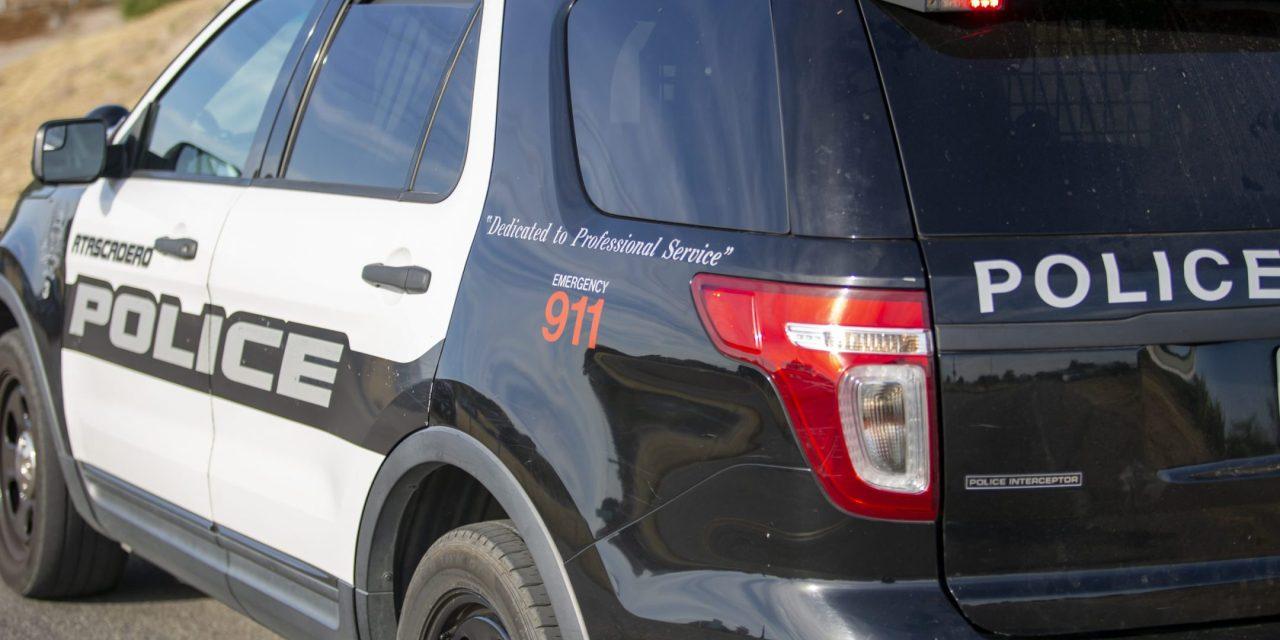 Mental Health Incident Reported at Atascadero Lake