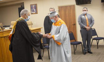 Atascadero Graduate Receives Diploma After 72 Years