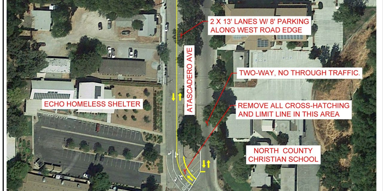 Upcoming Traffic Impacts for Atascadero Mall