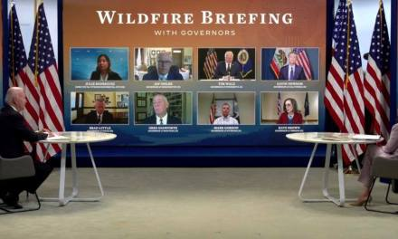 Governor Newsom Requests Major Disaster Declaration to Aid Wildfire Response