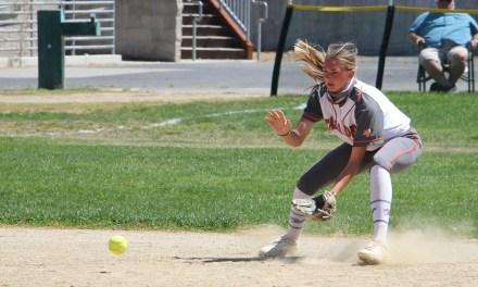 Greyhound Softball Gaining Confidence