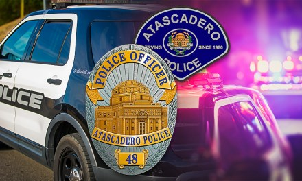 Atascadero Police Department Responds to '8 Can't-Wait'