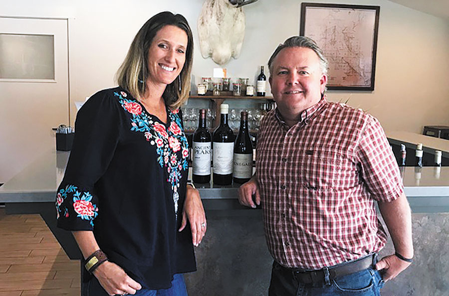 Ancient Peaks Winery: Ranch families bring singular vision to life in Santa Margarita