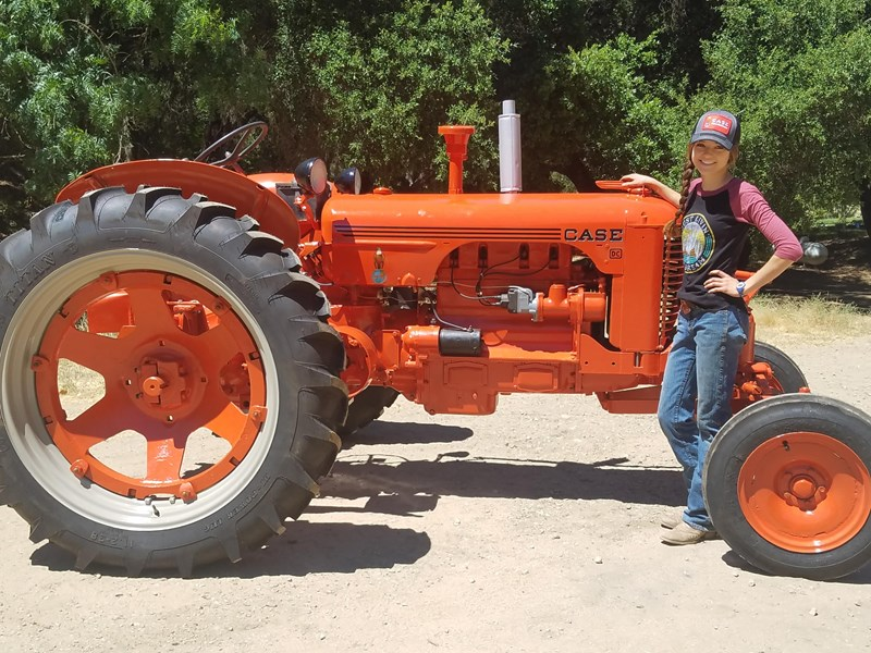 3 North County Teens in National Delo Tractor Restoration Competition Final