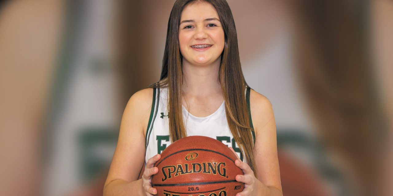Ashlyn Janzen: Girls Basketball Player Of The Year