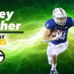 Former Bearcat Bailey Gaither Signs with Green Bay Packers