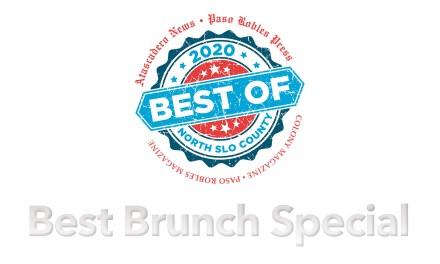 Best of 2020 Winner: Best Brunch Special
